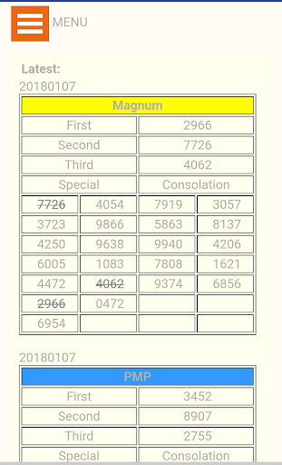 WJ 4D Result for PC