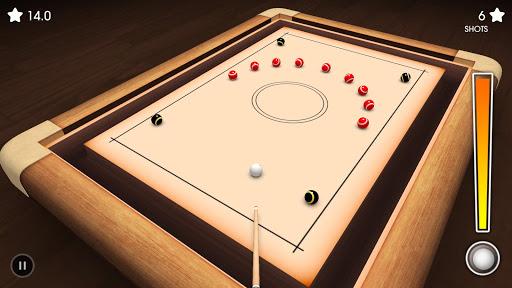 Crazy Pool 3D FREE  captures d'écran 2