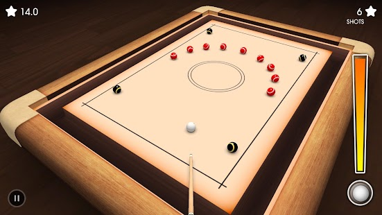 Crazy Pool 3D FREE- screenshot thumbnail