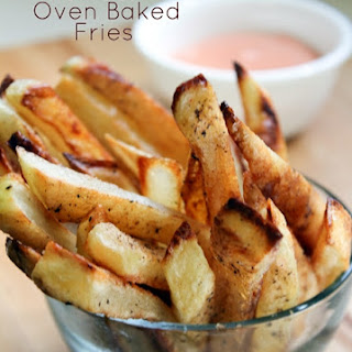 Perfect Oven Baked Fries