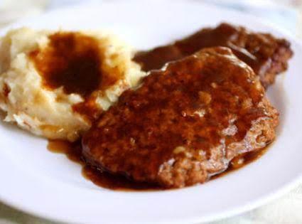 Easy Pork Meatloaf