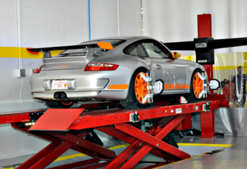 The Importance of Vehicle Wheel Alignment