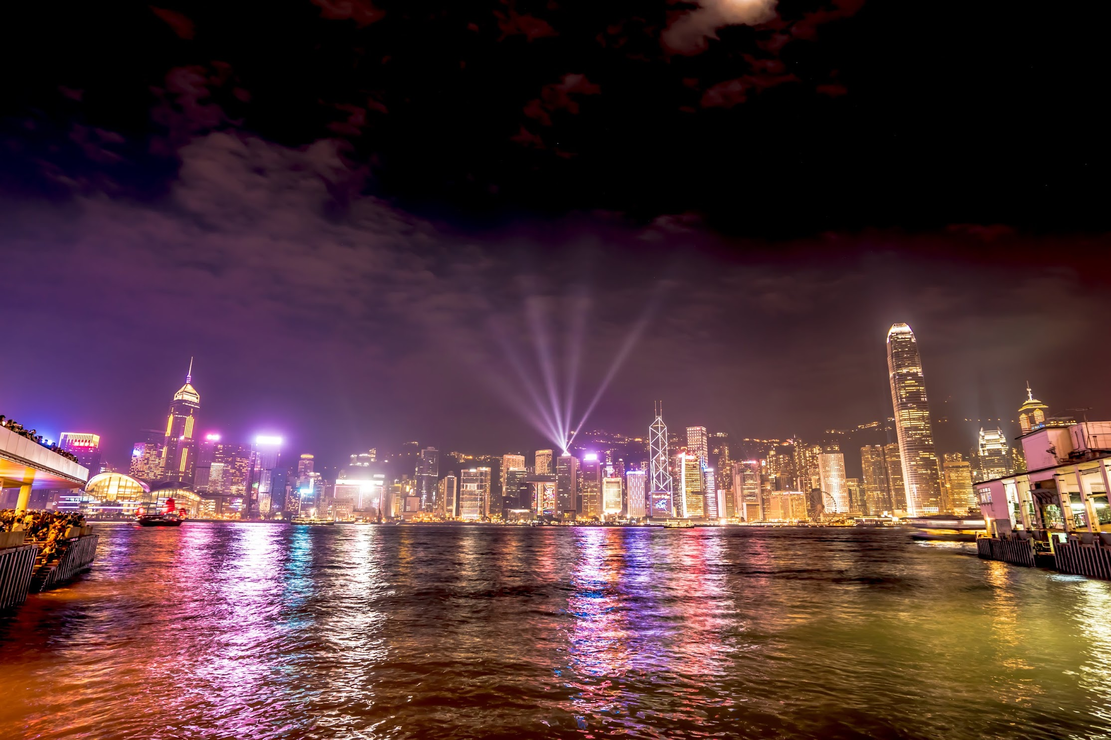 Hong Kong Symphony of Lights1