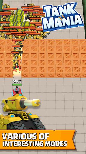 Code Triche Tank Mania APK MOD screenshots 3