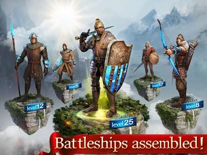 Age of Kings: Skyward Battle - náhled