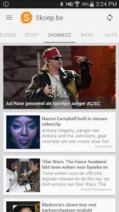 Skoep.be Nieuws screenshot 2