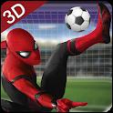 Spiderman Dream Soccer Star : Football Games 2018 icon