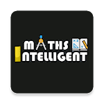 Maths intelligent icon