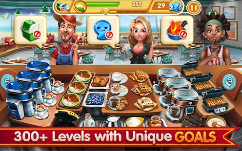 Cooking City: crazy chef' s restaurant game Screenshot
