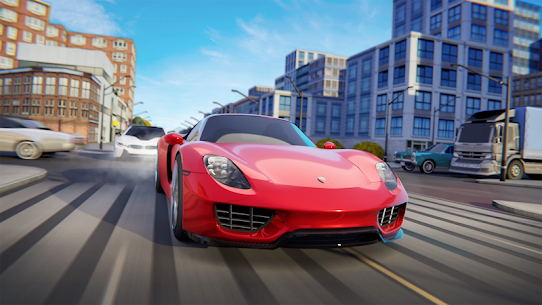 Drive for Speed: Simulator V1.19.6 Apk + Mod (Money) for Android FREE 4