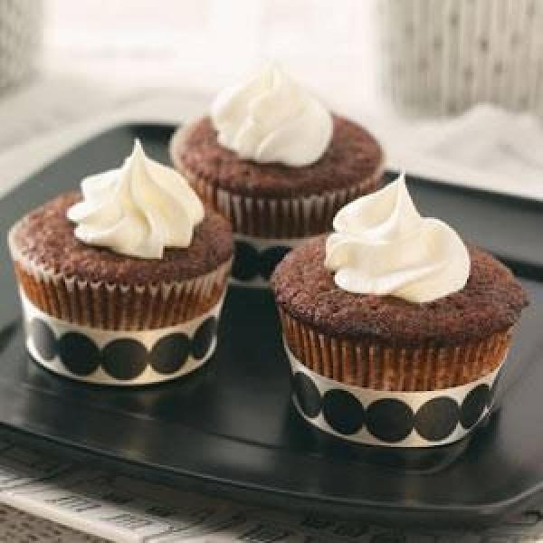 Gingerbread Cupcakes Recipe