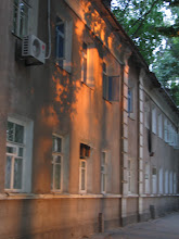 Photo: Ferghana, street, sunbeam