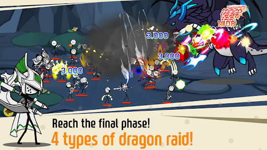 Legend of the cartoon – idle RPG Apk Download For Android and Iphone 4