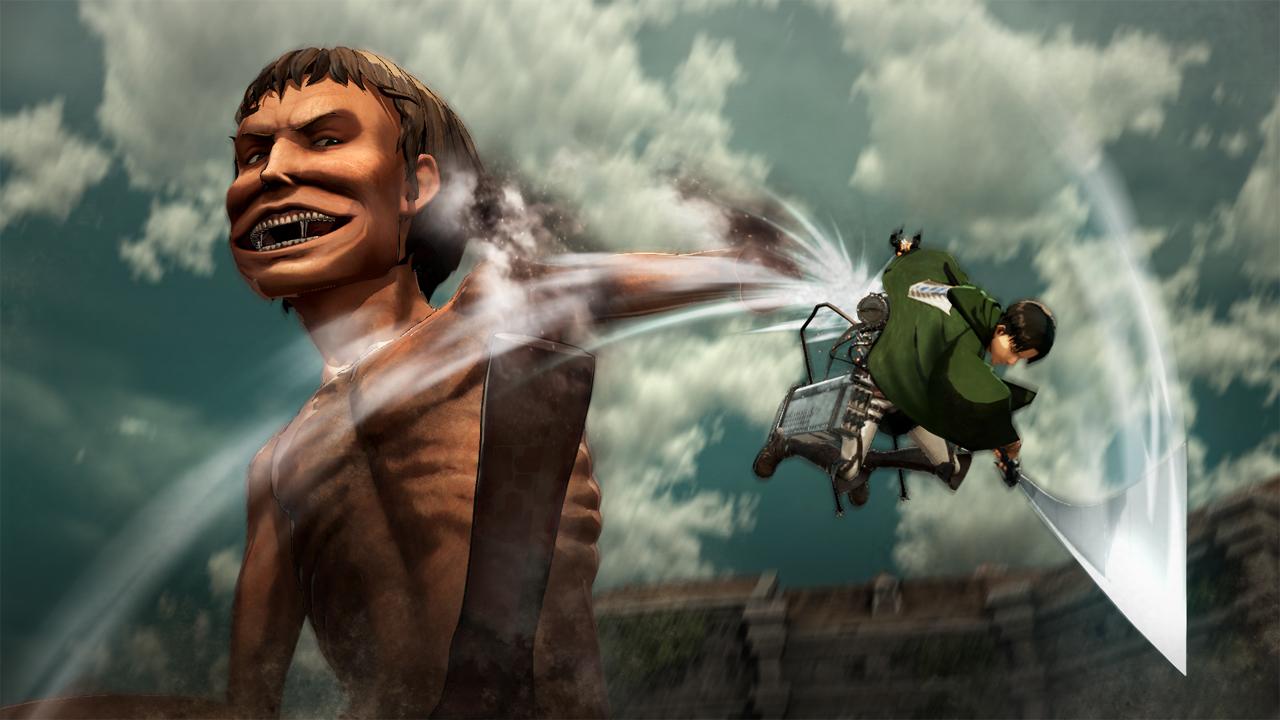 Koei Tecmo's Attack On Titan Screenshots | Latest News ...