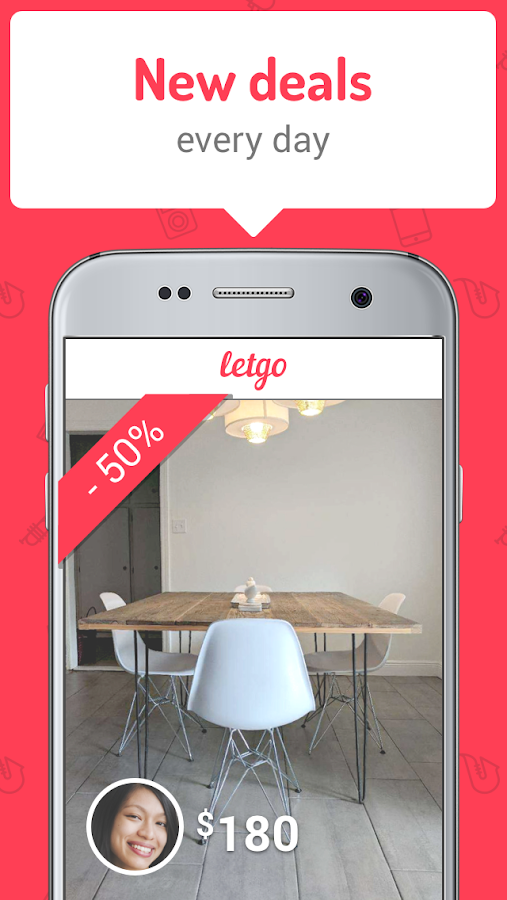 Screenshots of letgo: Buy & Sell Used Stuff for iPhone