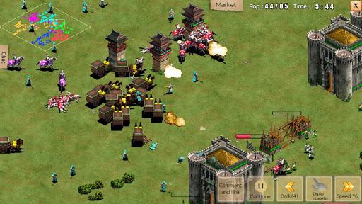 War of Empire Conquestuff1a3v3 Arena Game Screenshots 5