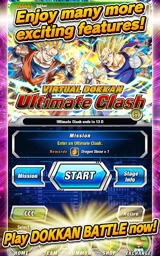 DRAGON BALL Z DOKKAN BATTLE  screenshots 11