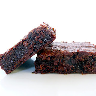 Chewy Brownies.