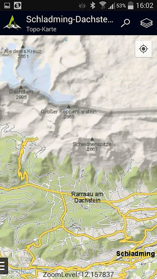 Schladming Dachstein – Screenshot