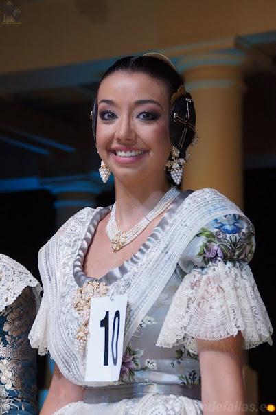 Laura Carballeda Mollá. Corte de Honor 2019. Albacete - Marvá.