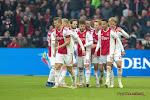 Ajax heeft geen kind aan Willem II en rondt de kaap van 100 competitiegoals