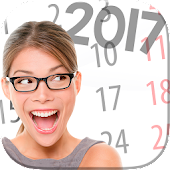 New Year Photo Calendar 2017