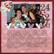 Photo: Template - This Year PhotoBook by TForMe All of My Love by Jen Maddocks Designs Font Lucida Handwriting PS CS2