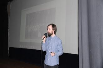 Photo: Autorom prednášky bol Martin Králik