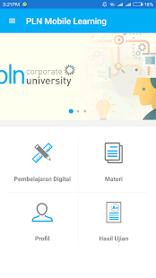 PLN Mobile Learning- gambar mini screenshot