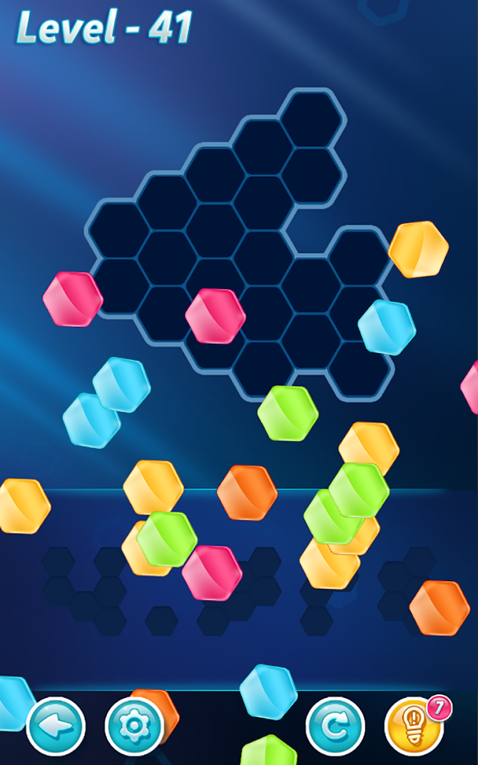 Block! Hexa Puzzle™ Android 7