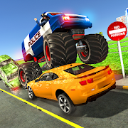 Angry Traffic Police Simulator – Police Cop games