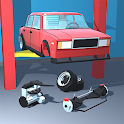 Retro Garage - Car mechanic simulator icon