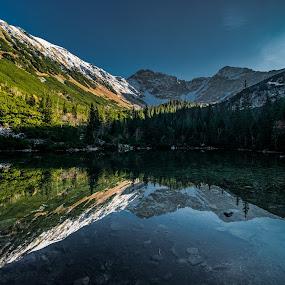 Tatliakovo lake // West Tatras by Laky Kucej - Landscapes Waterscapes (  )