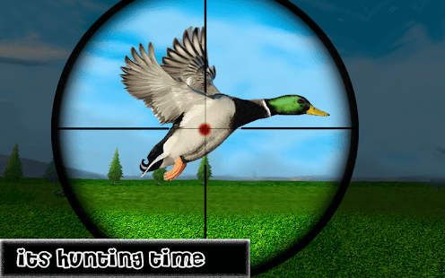 Bird Hunter Sniper Shooter - náhled