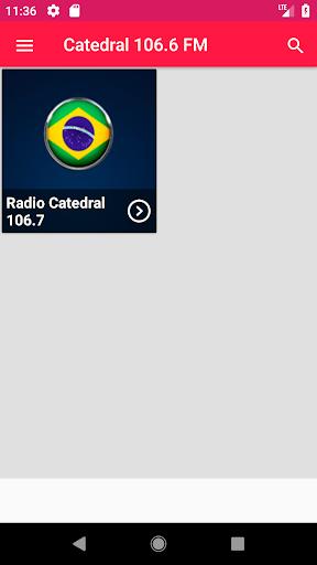 Radio Catedral fm 106 7 rio de janeiro ao vivo screenshots 1