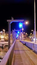 Photo: Ballade au bord du port de Sausset