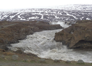 Photo: The pagan chief threw his idols into these falls when Iceland adopted Christianity In 1000.