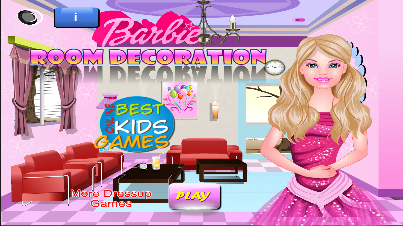 barbie room decoration - android apps on google play