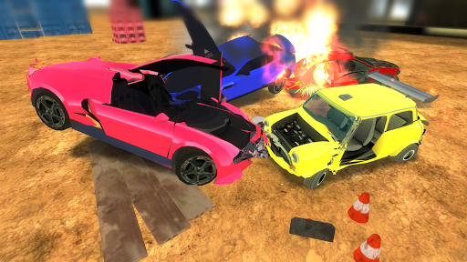 Car Crash Simulator Royale modavailable screenshots 17