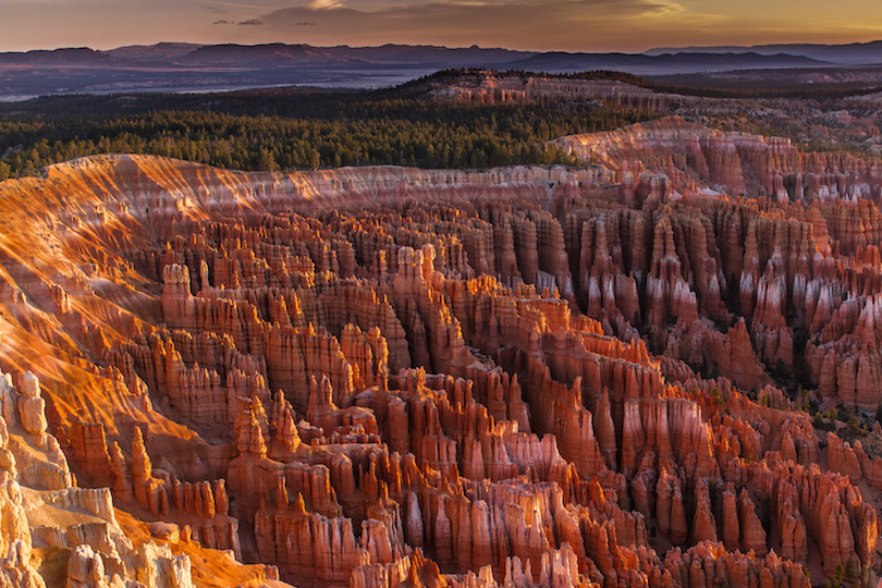 Os principais pontos turisticos dos estados unidos da América - Parque Nacional Bryce Canyon