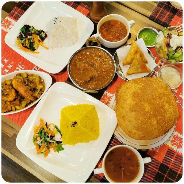 道地印度料理推薦 大安區仁愛路帝寶周邊美食 奪愛印度咖哩 異國風味料理