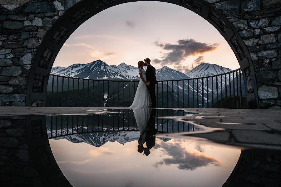 Wedding photographer Леонид Лешаков (leaero). Photo of 09.06.2019