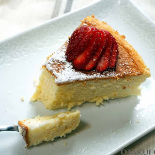 Cotton Soft Souffle Cheesecake