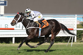 Black Code (Lookin At Lucky) se adjudica Handicap (1000m-Pasto-CHS).