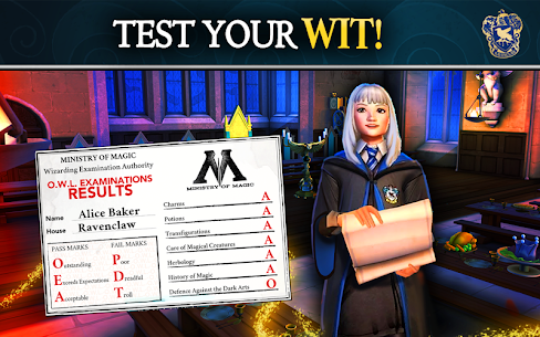 Harry Potter Hogwarts Mystery Mod Apk 2