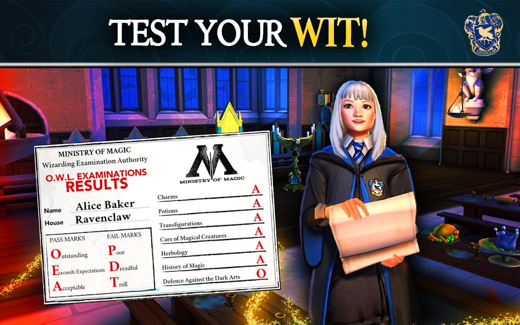 Harry Potter Hogwarts Mystery GiftCode Miễn phí Cửa hàng 3.7.1 2