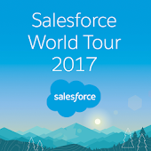 Salesforce World Tour 2017