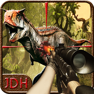 Jungle Dino Hunt for PC and MAC