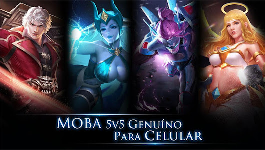 Mobile Legends: E-Sporte MOBA