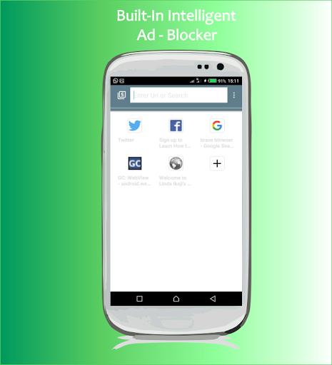 Web Explorer 4.2.0 screenshots 1